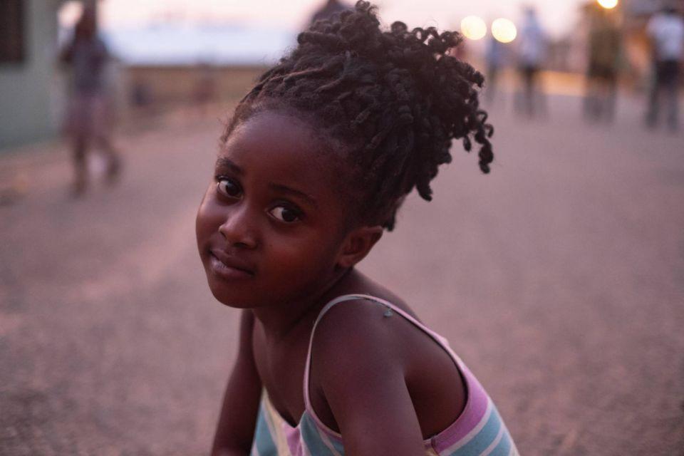 Auch Efia kann in Yonso bald zur Schule gehen.