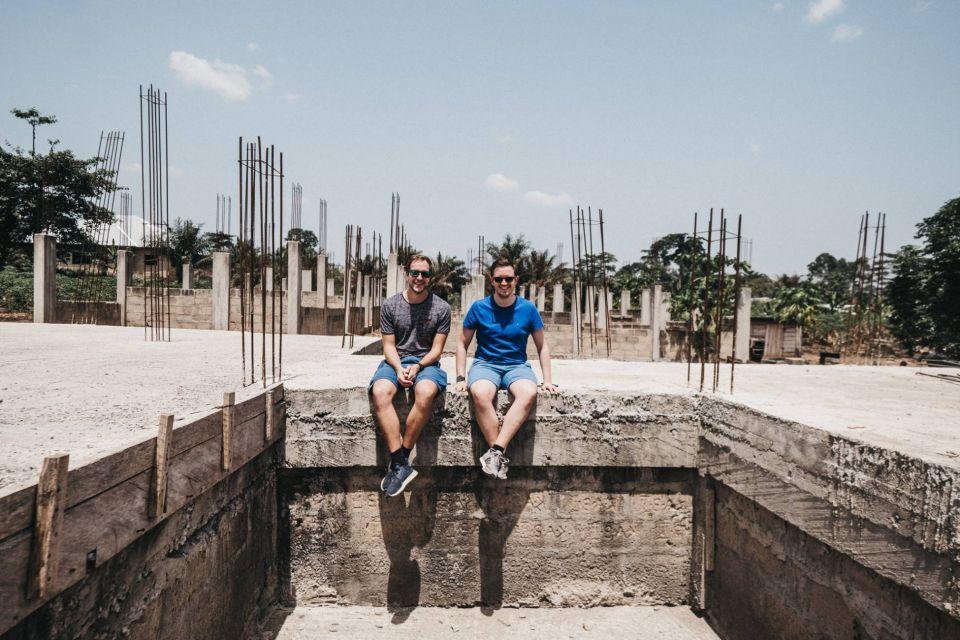 Jonas und Maximilian (my Boo Gründer) sind stolz auf das, was sie gemeinsam mit dem Yonso Project erreicht haben.